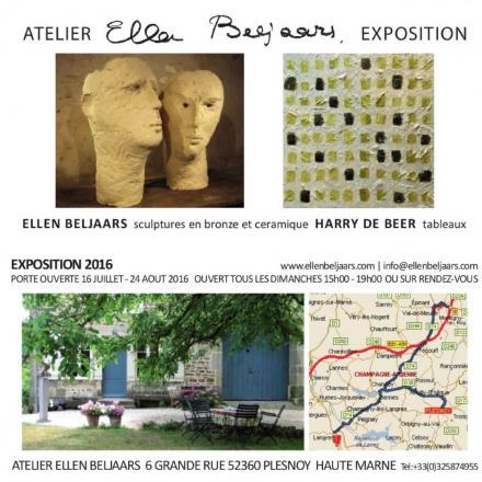 2016 Atelier Expositie Plesnoy