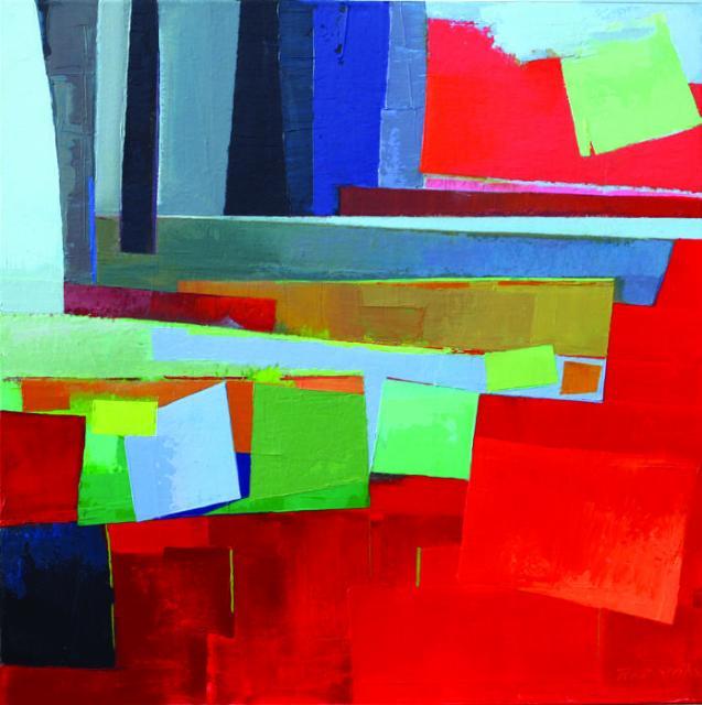 2015 Art au Vert, 10. Foke Stribos