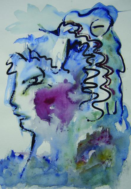 2015 Art au Vert, 18. Josette Merat-Martin