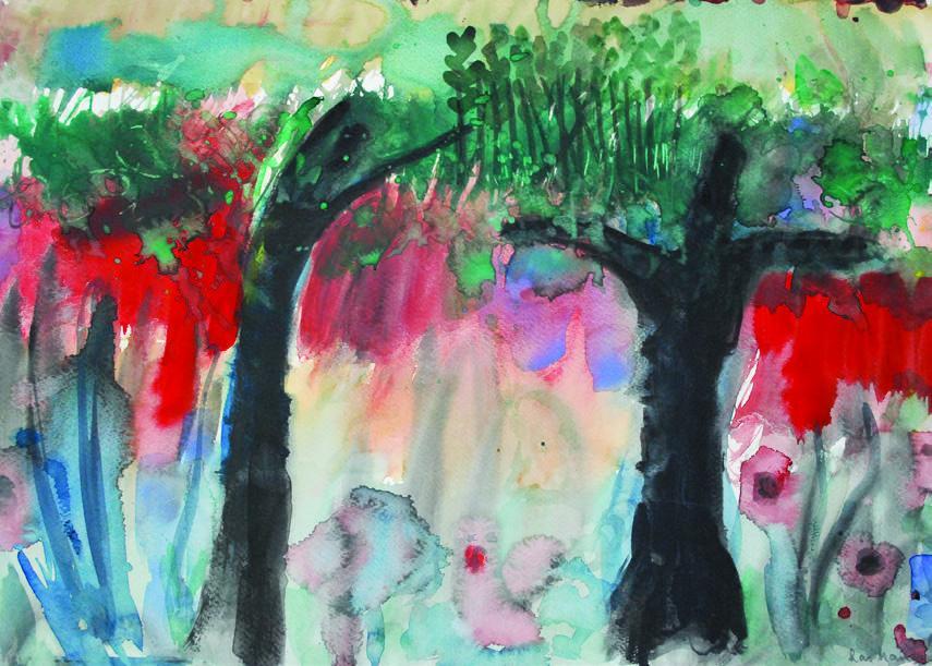 2015 Art au Vert, 11. Marie Therese Hanselaar