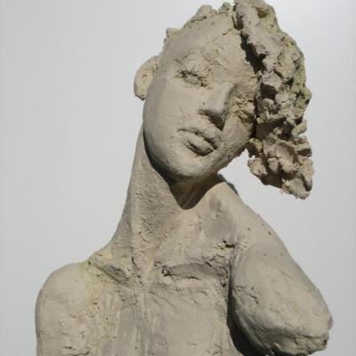 vrouwelijke buste
